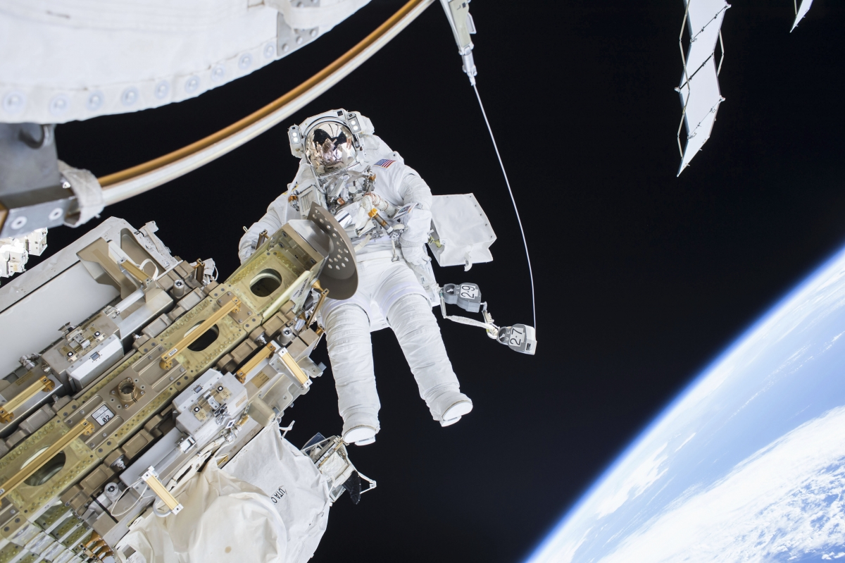 Tim Peake to be the first British astronaut to spacewalk