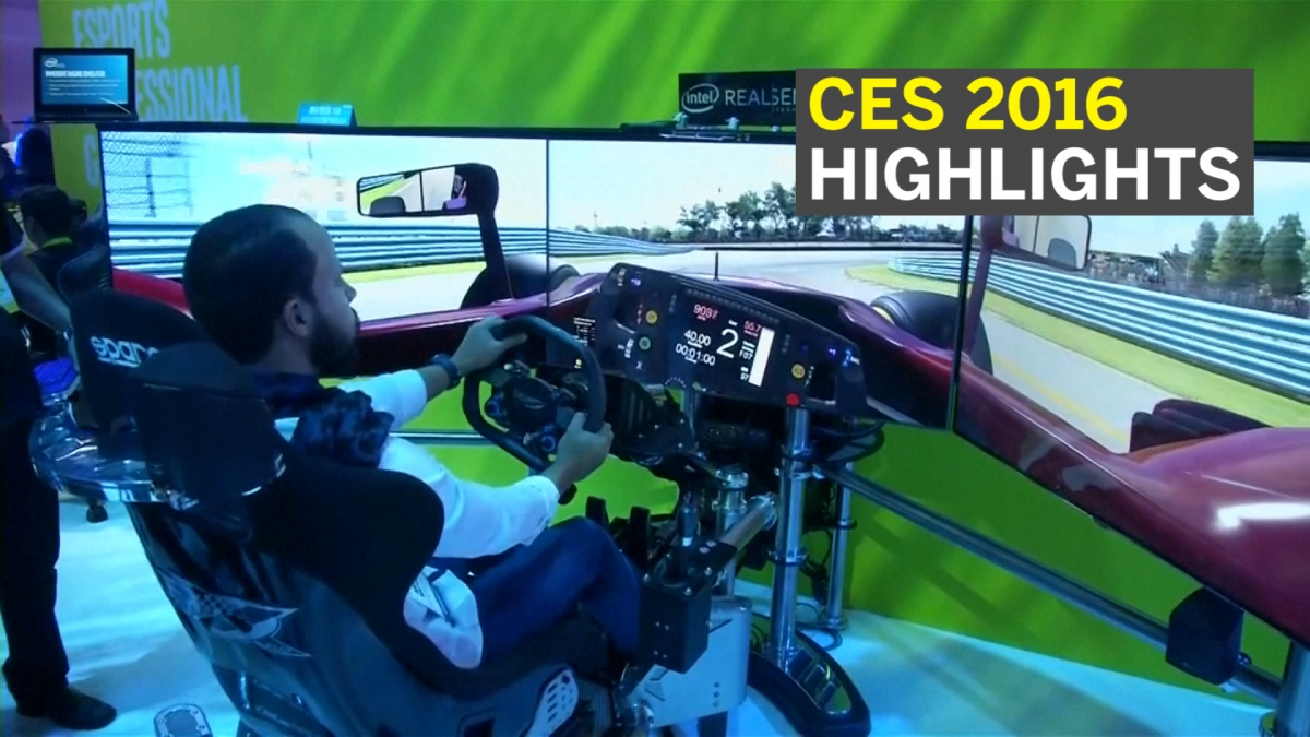 CES 2016 highlights