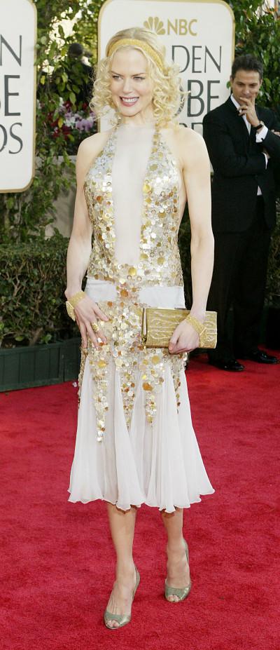 Golden Globes 2016 red carpet