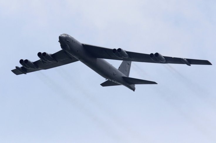 North Korea US B-52 bomber