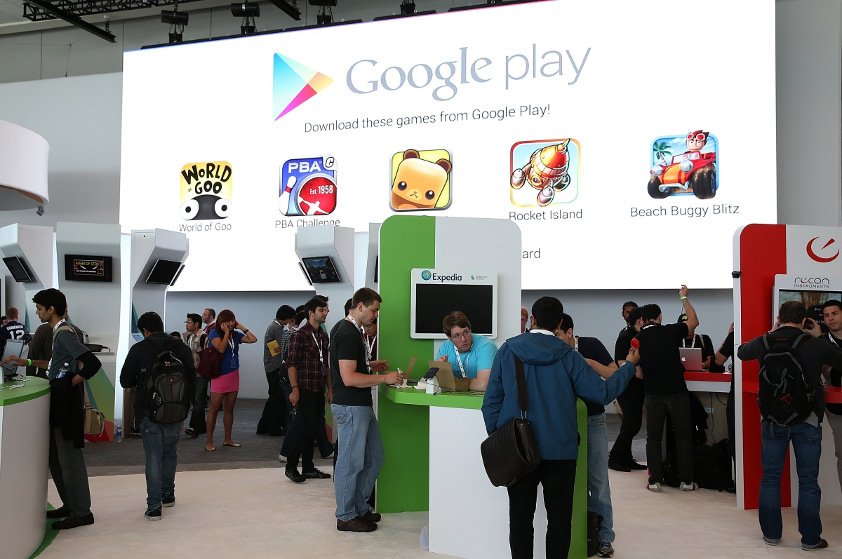 Brain Test malware in Google Play Store