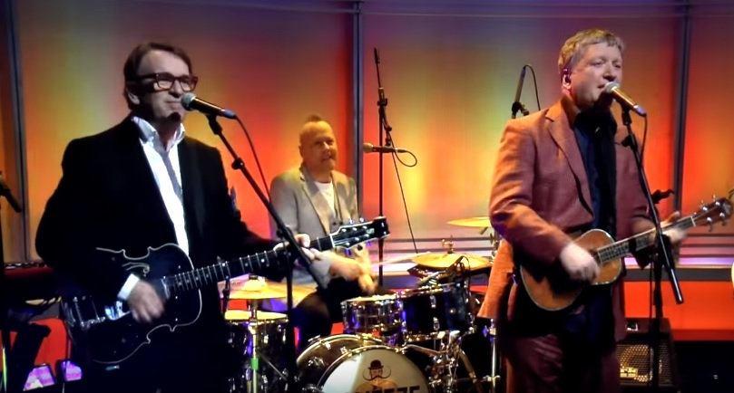 Squeeze on the Andrew Marr Show