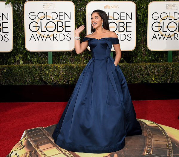 The Golden Globes 2016