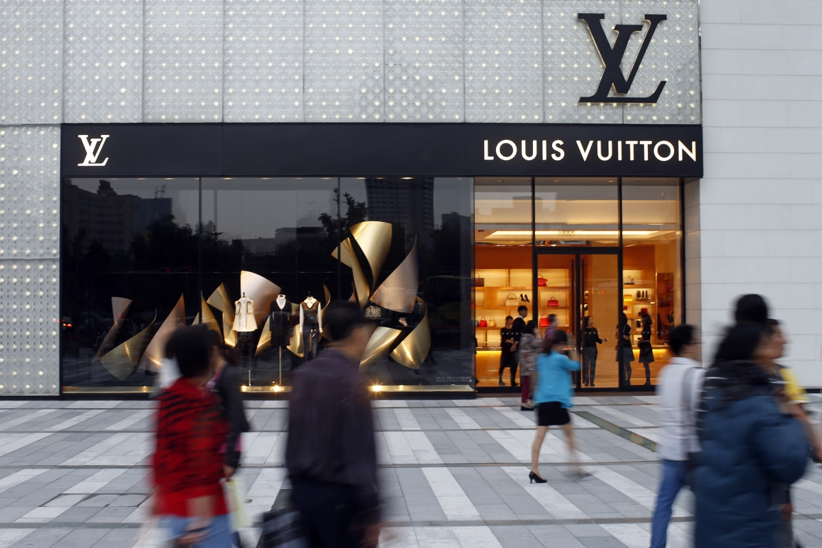 Louis Vuitton sues Chinese counterfeit online sellers