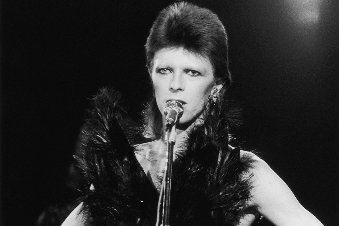 David bowie death date in Melbourne
