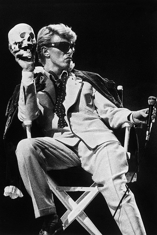 David Bowie photos