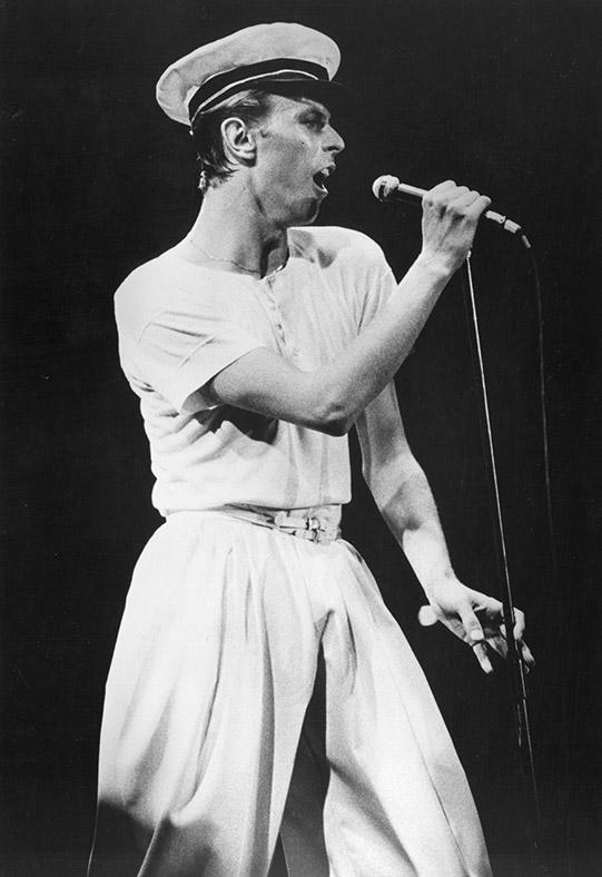 David Bowie photos