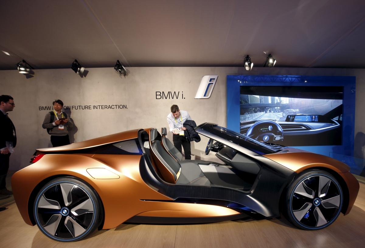 BMW Vision Future