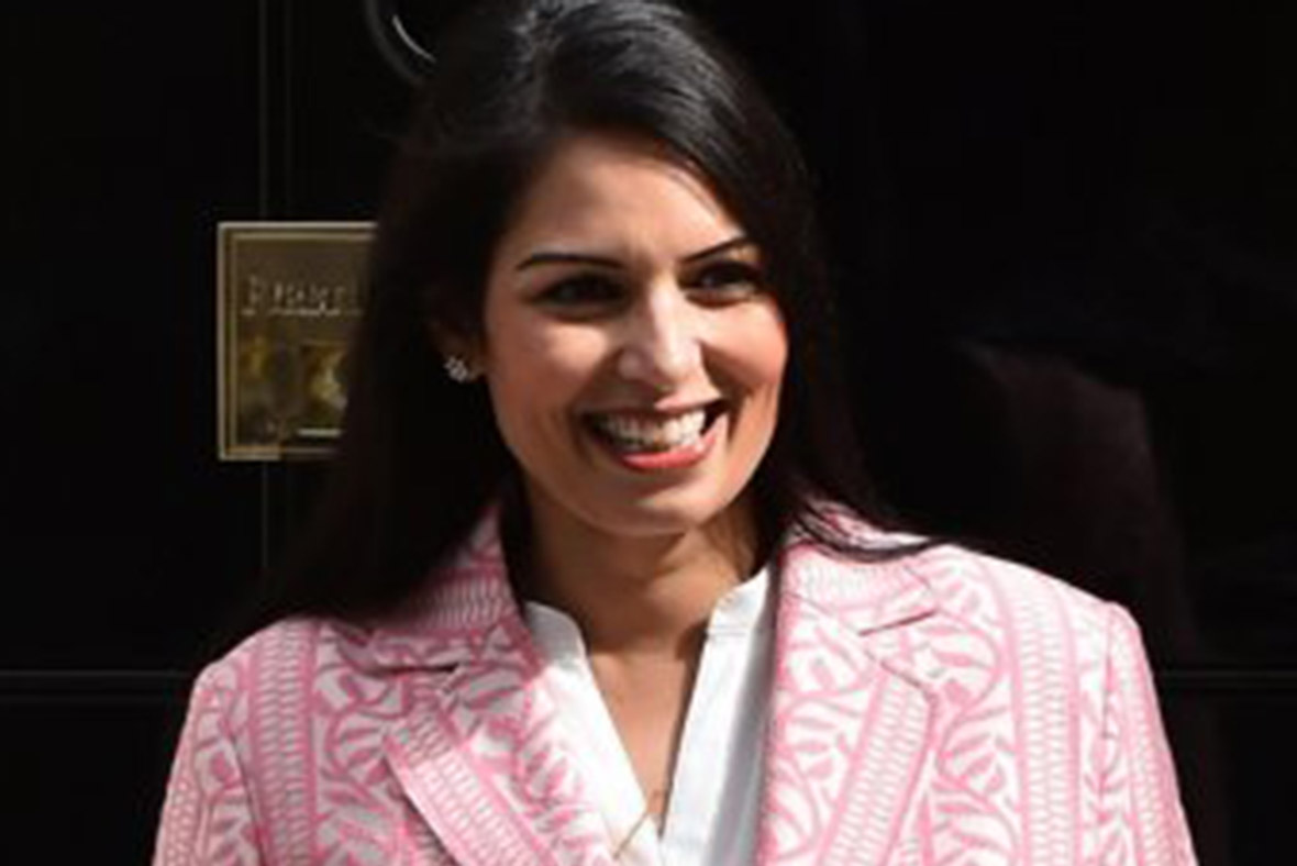 UK Employment Minister Priti Patel: More young Indian ...