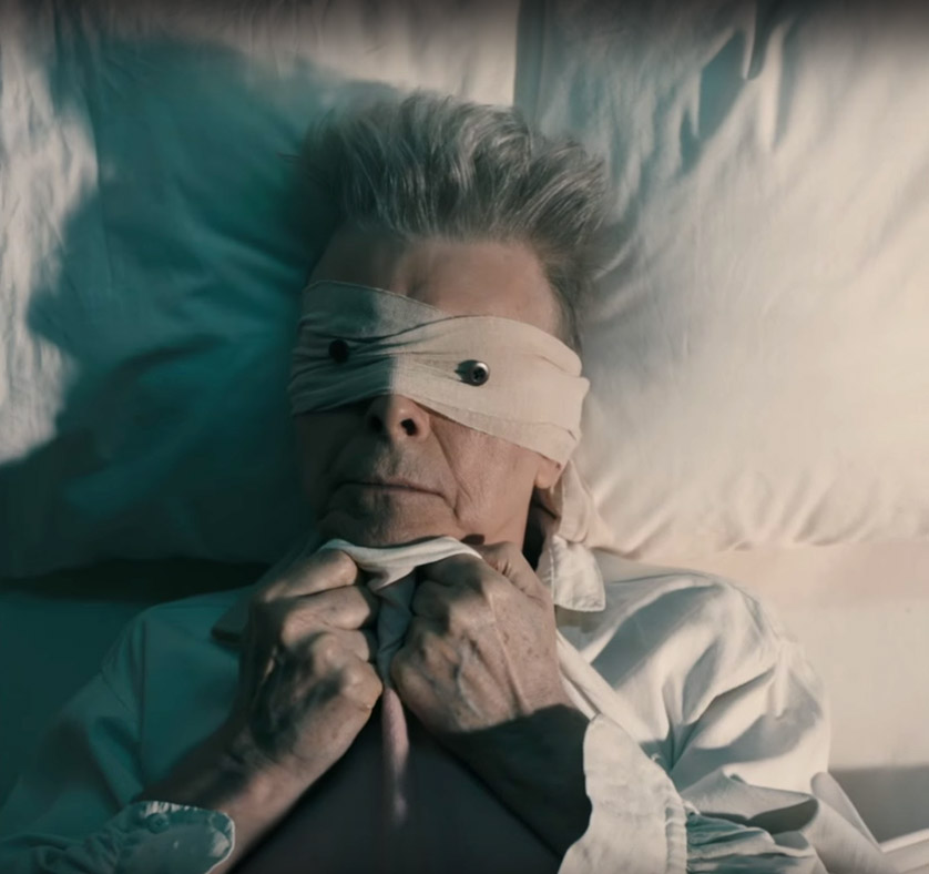Watch David Bowie's 'No Plan' Video