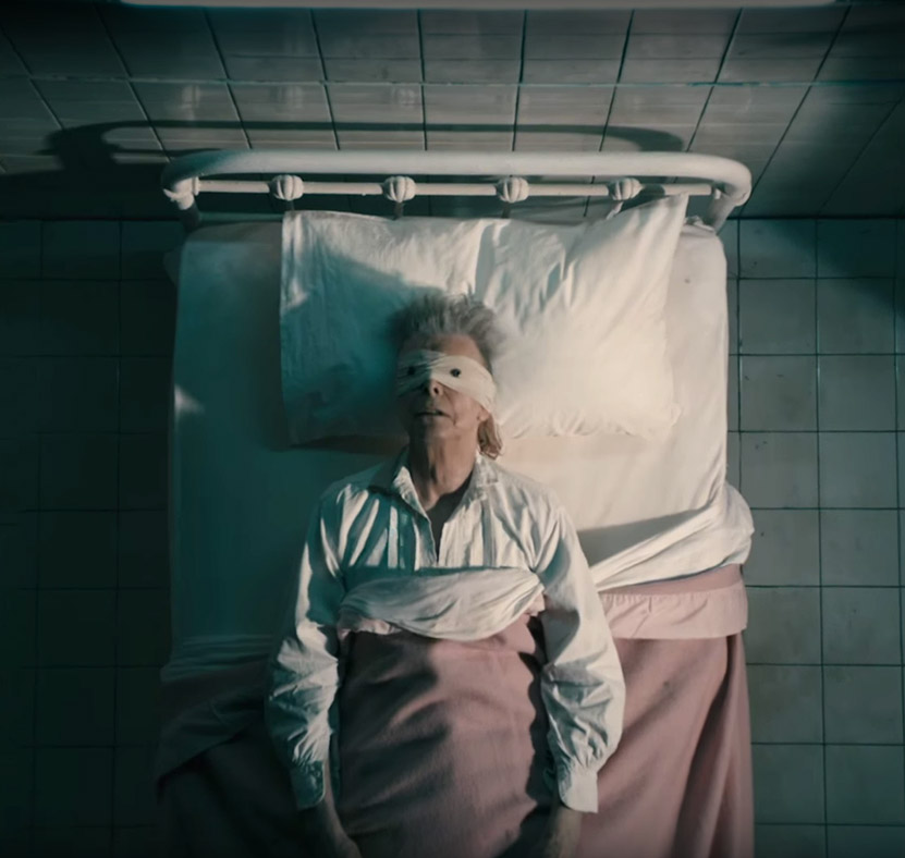 David Bowie death: Lazarus music video was never intended as