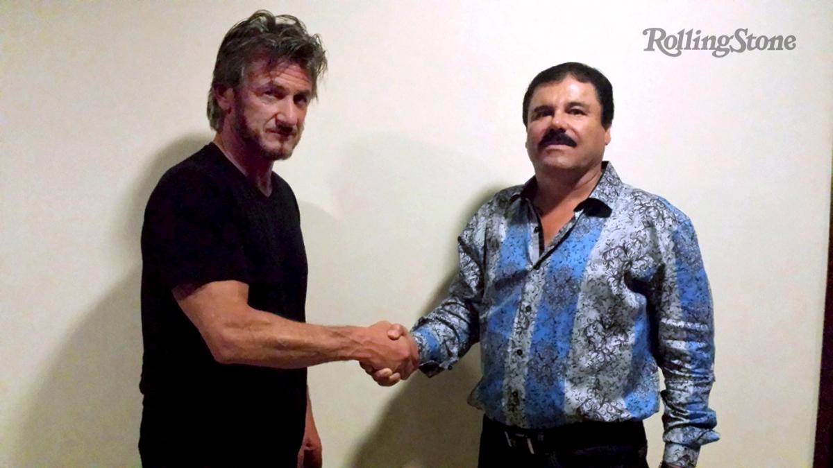 Sean Penn and El Chapo