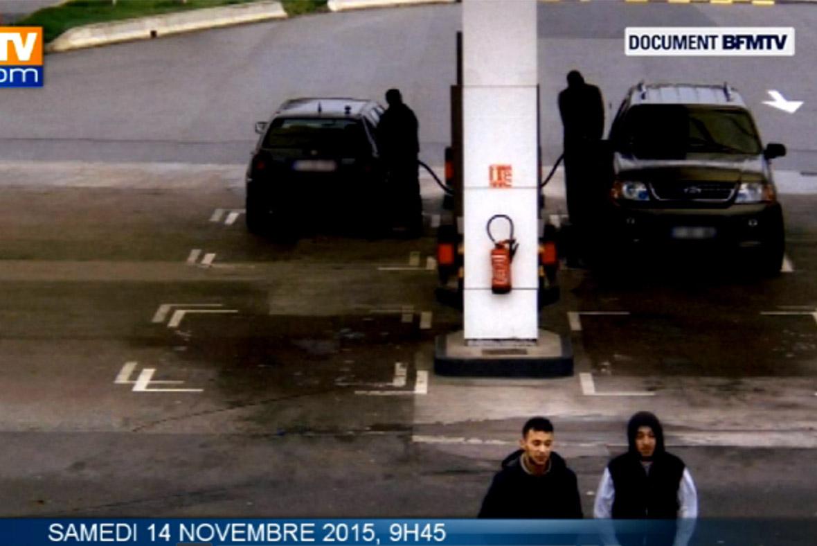 Paris attacks: Salah Abdeslam