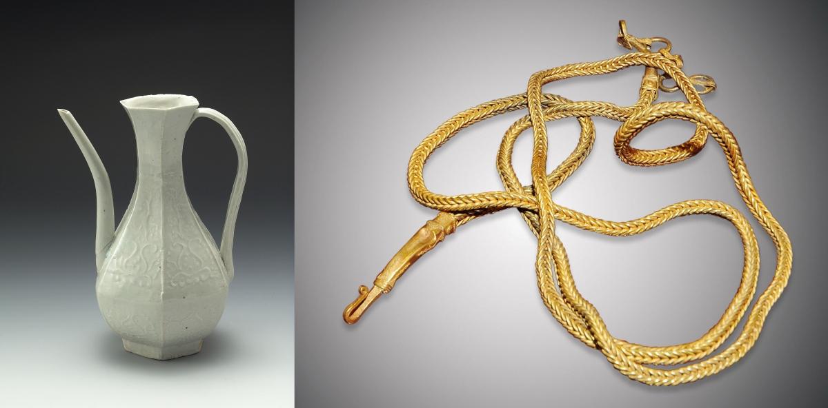 Nanhai artefacts