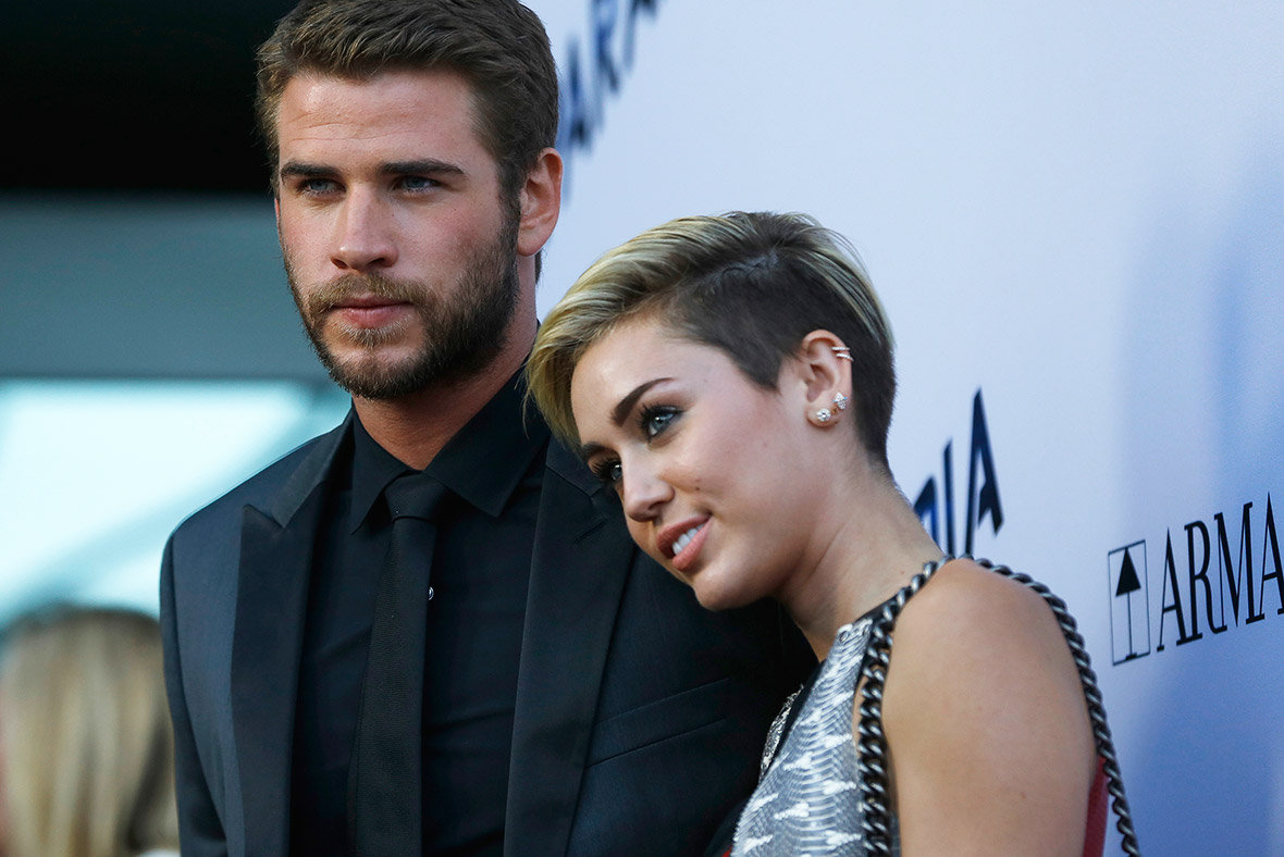 Liam Hemsworth ends engagement with Miley Cyrus as ...
