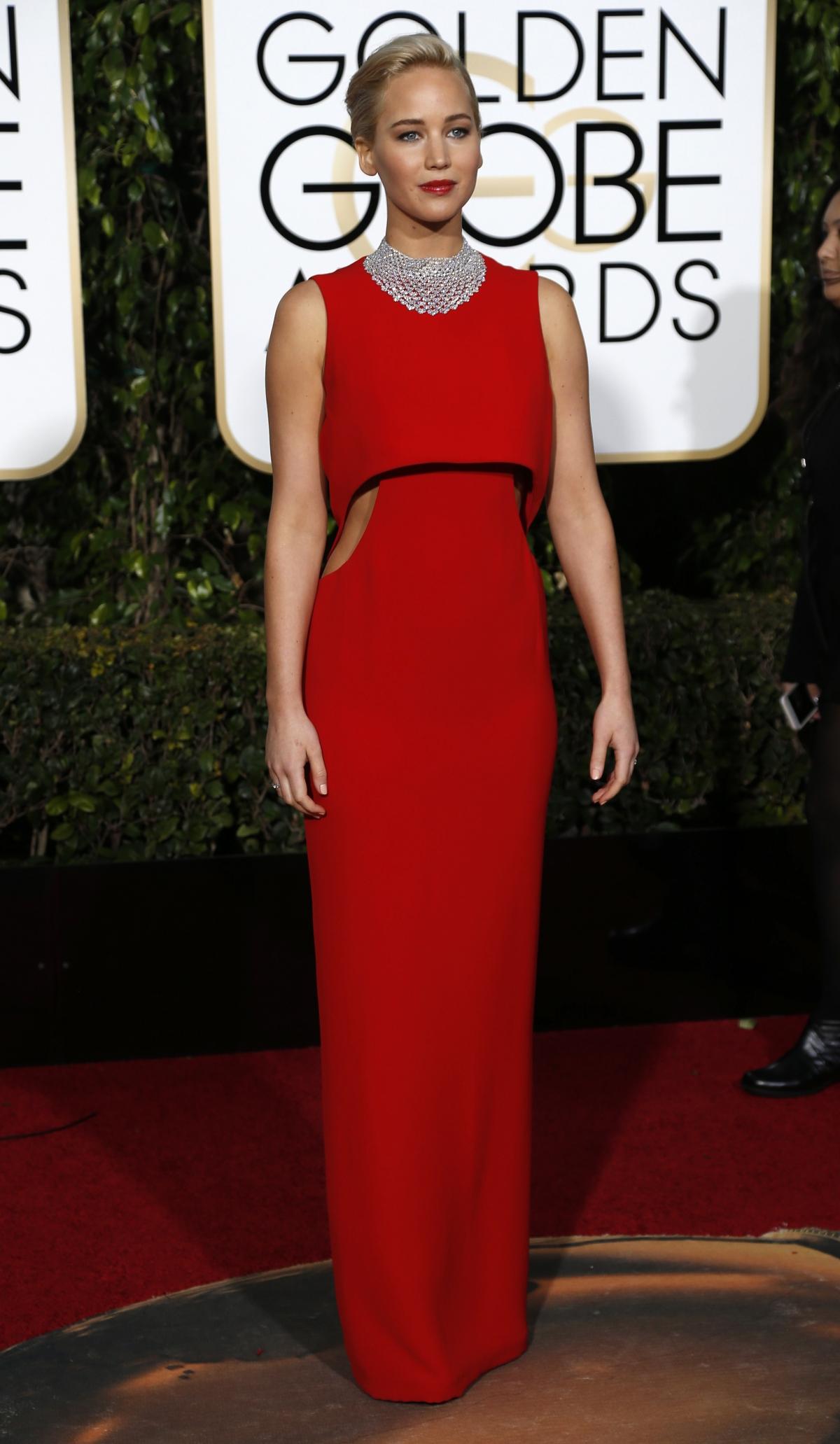 Golden Globes 2016: best dressed red carpet