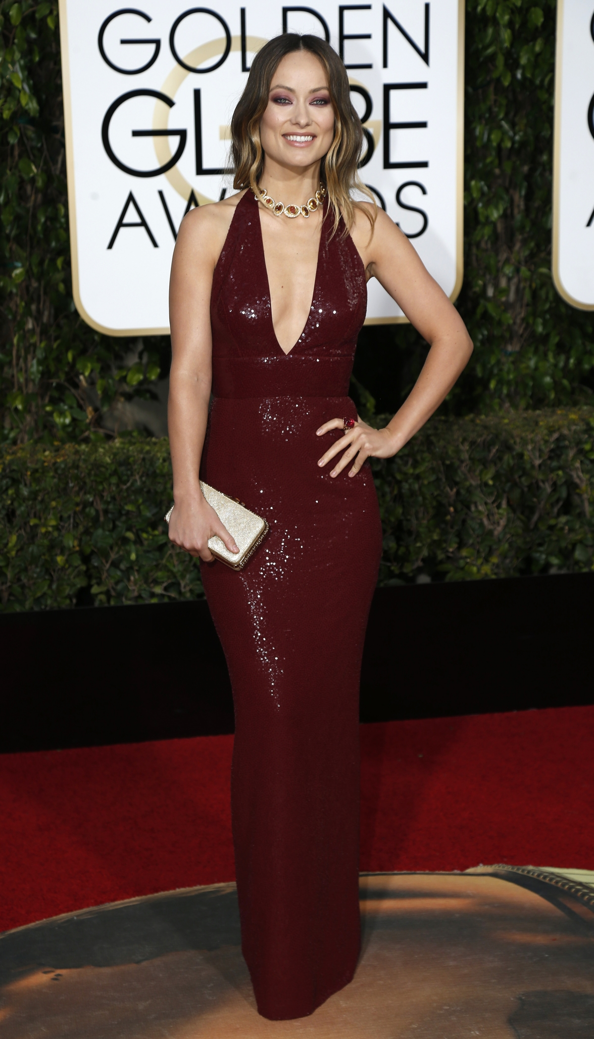Golden Globes 2016 Best Dressed And Most Gorgeous Red