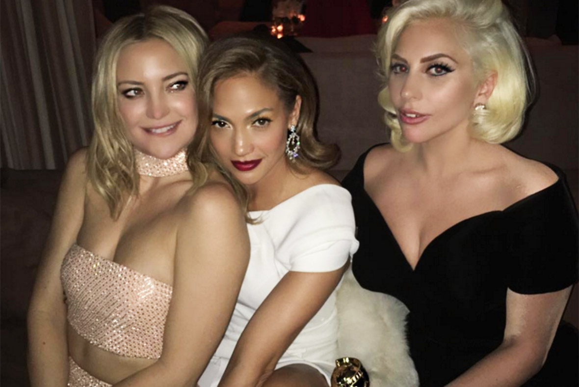 2016 Golden Globes after party