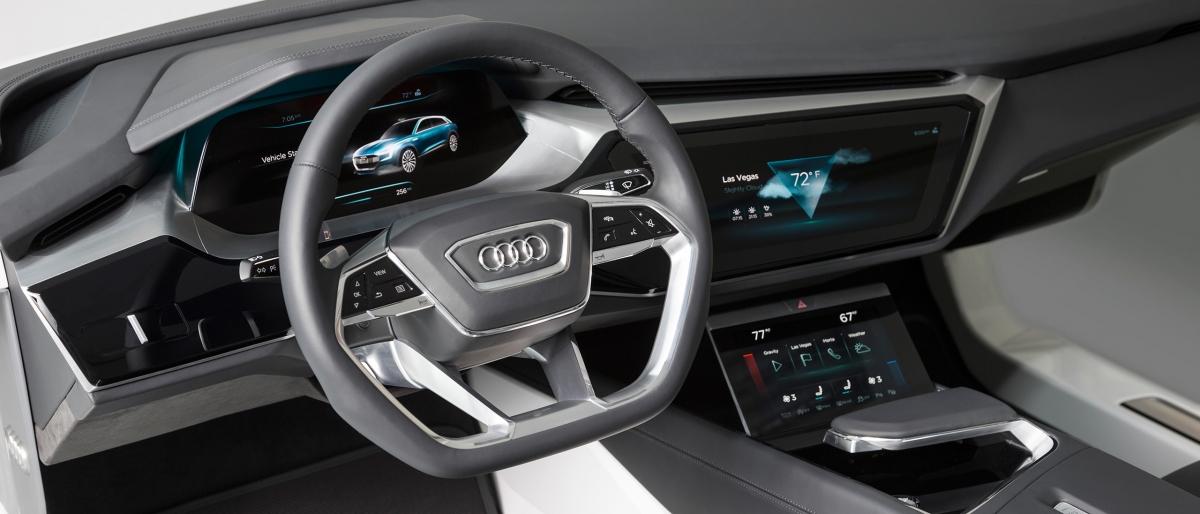 Audi future motoring
