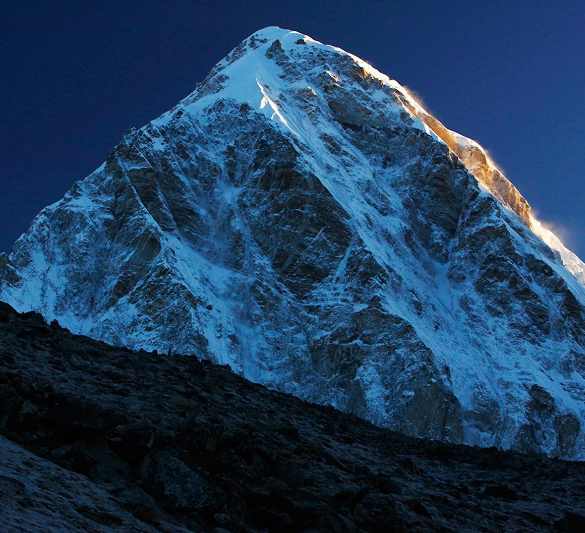 Everest unconquered