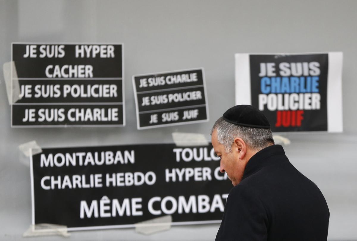 France: Marseille Hate crime