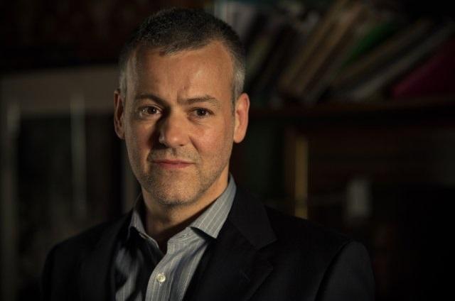 Rupert Graves as Inspector Lestrade in Sherlock