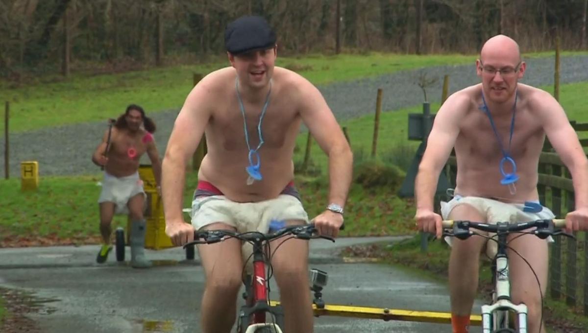 Llanwrtyd Wells Chariot Race