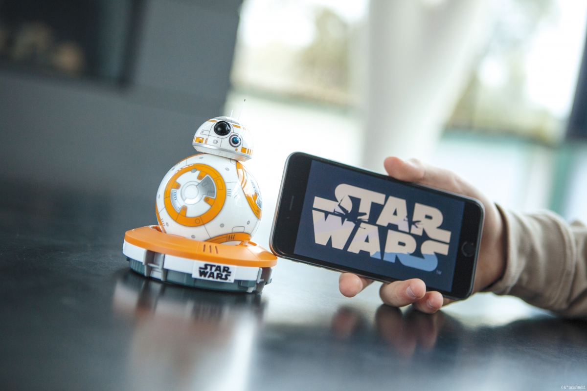 BB8 toy by Sphero