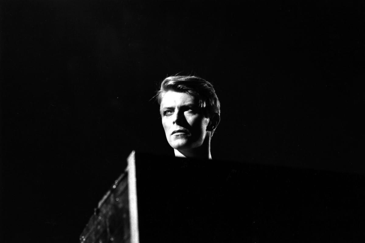 Legendary Musician David Bowie