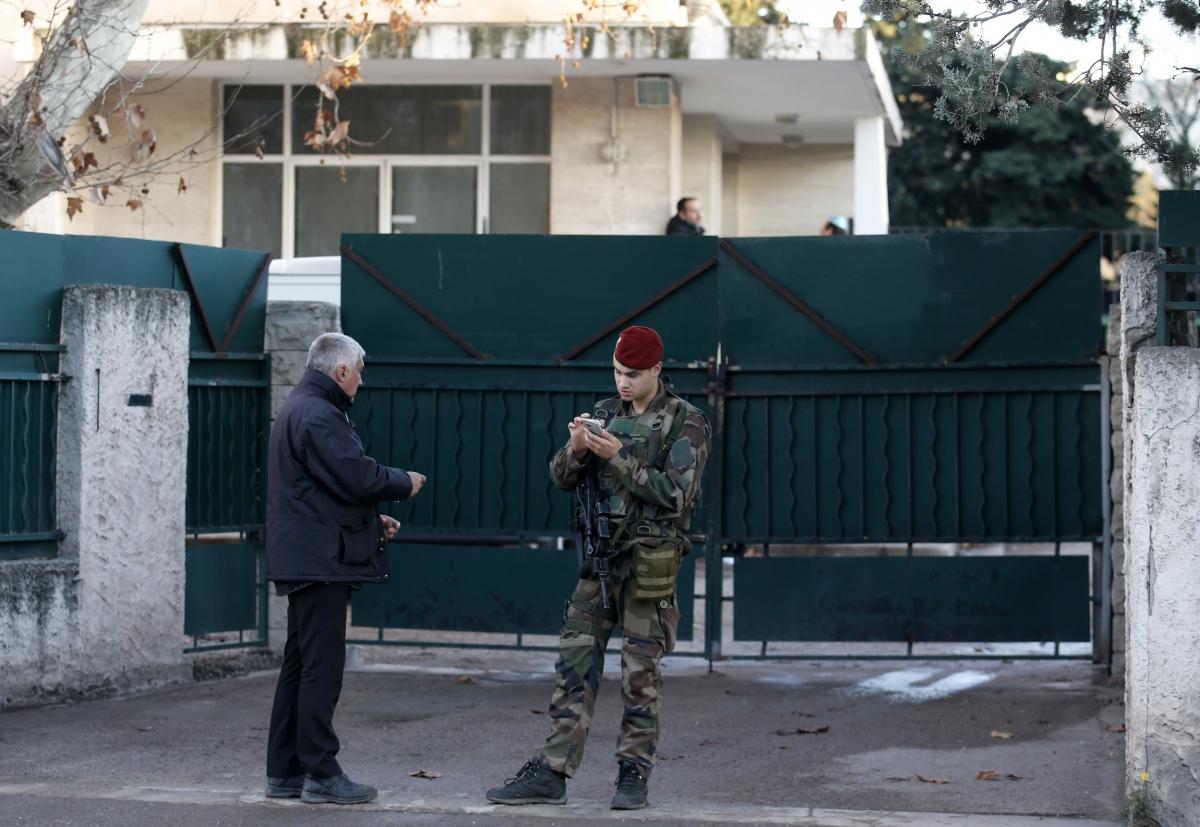 Marseille attack isis