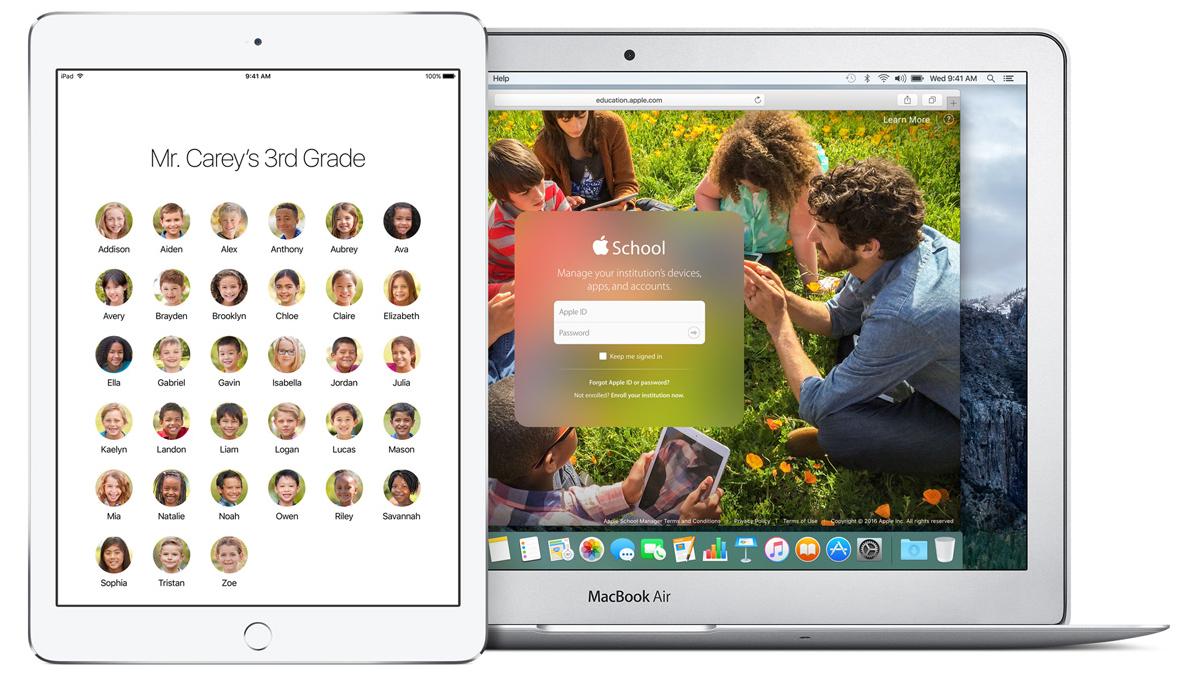 iOS 9.3 beta: Education preview