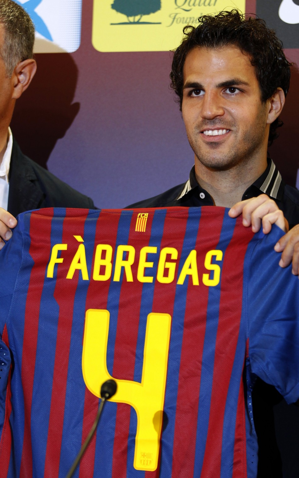 Cesc Fabregas: £25.4m from Arsenal to Barcelona