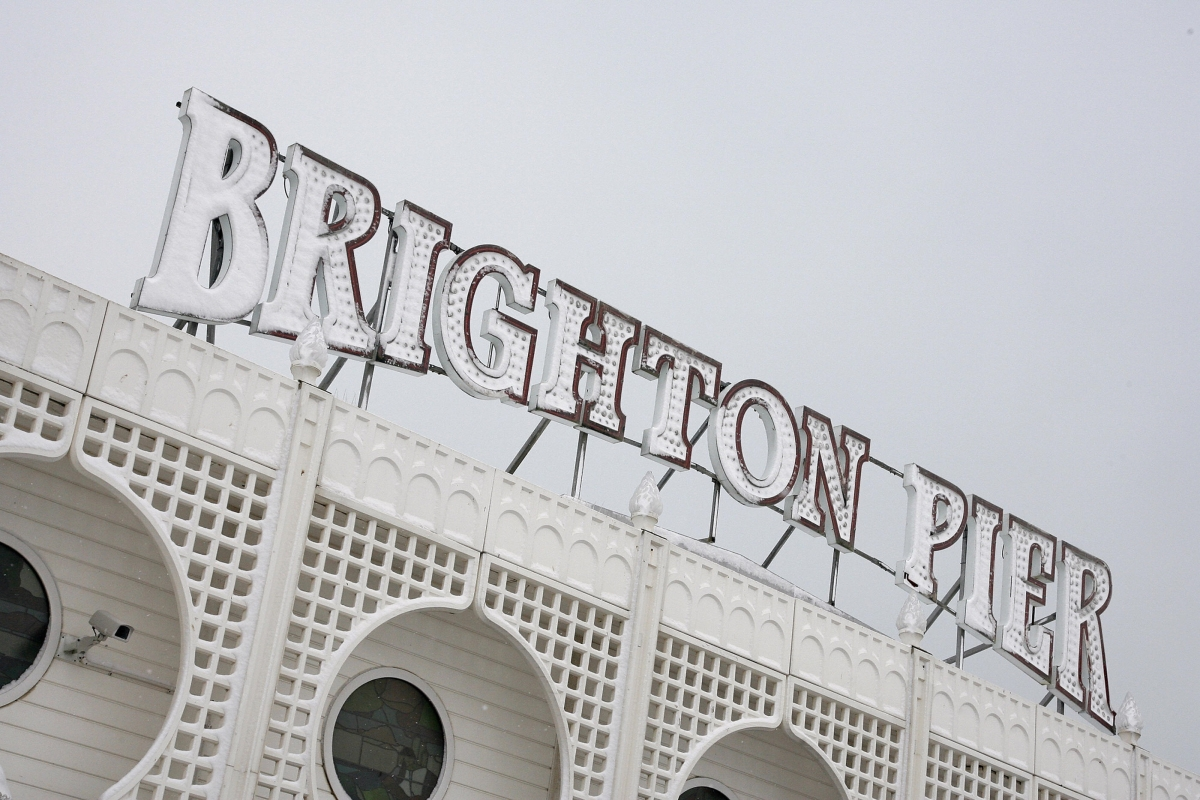 Brighton Pier rents housing