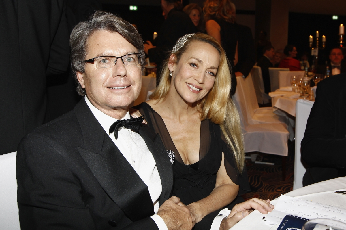 Warwick Hemsley, Jerry Hall