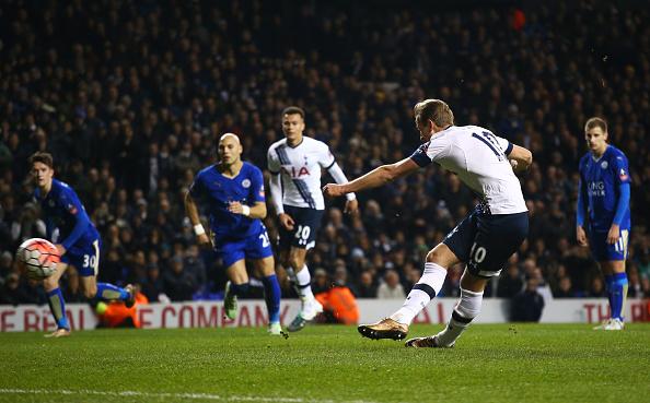 Tottenham vs Leicester City