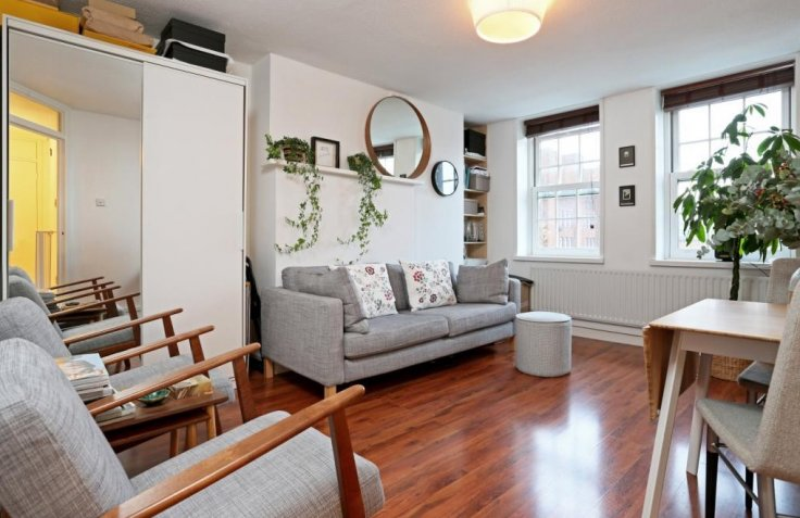 London flat Farringdon