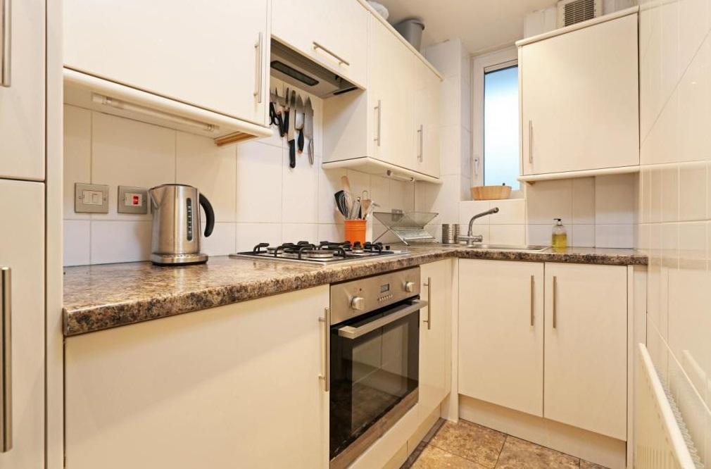 London Farringdon flat