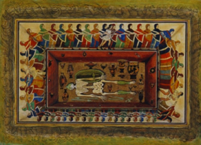 Tomb of the Dancers