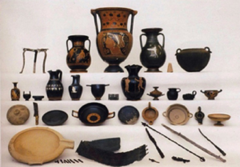 Ancient burial practices shed light on mystery pre-Roman culture that left no written history
