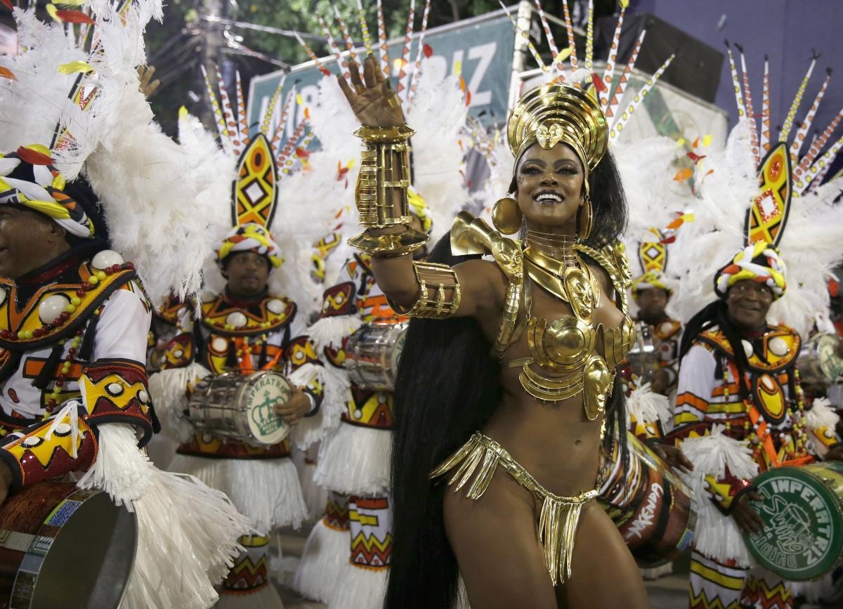 Carnival brazil