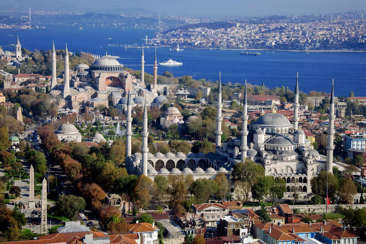 Istanbul bombing: Turk...