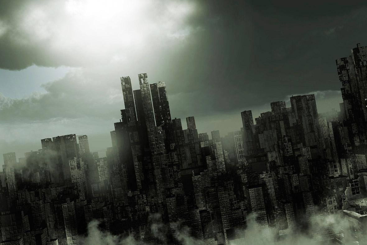 Doomsday scene