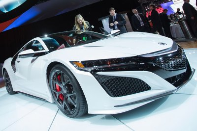 Detroit Auto Show 2016