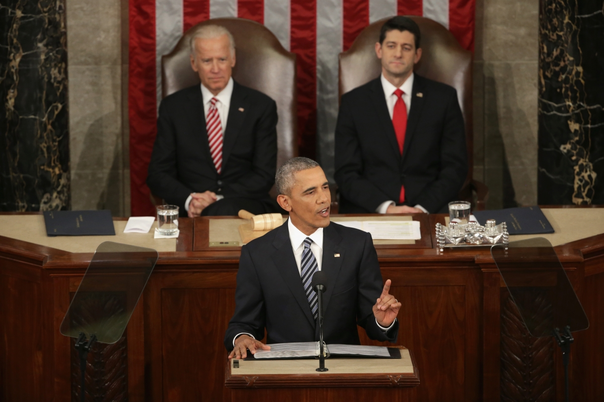 State of the Union 2016