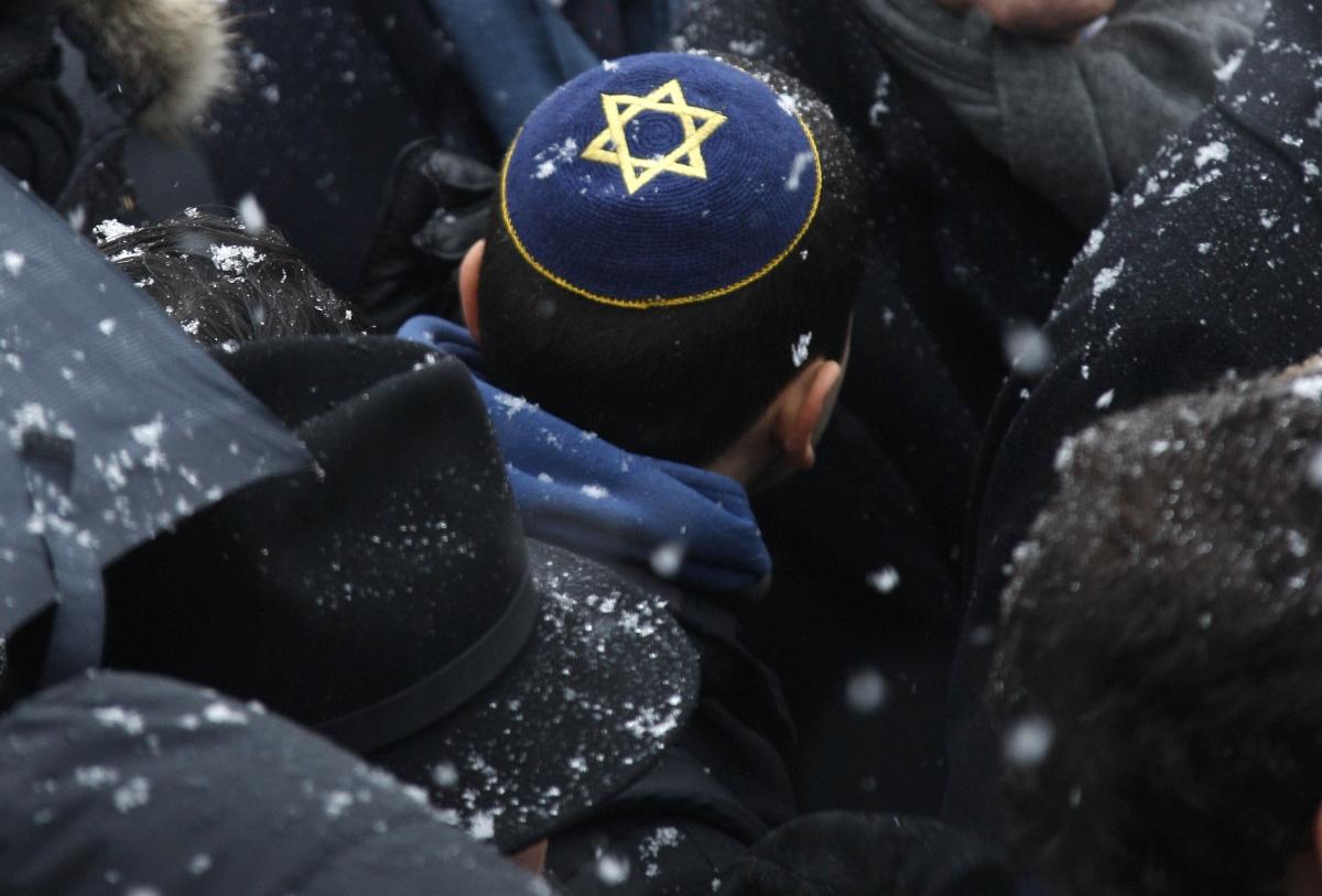 Kippah Jews