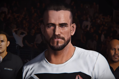 EA Sports UFC 2 CM Punk