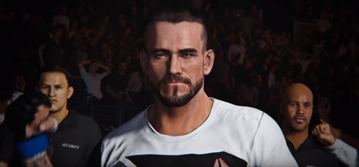 EA Sports UFC 2 CM Punk
