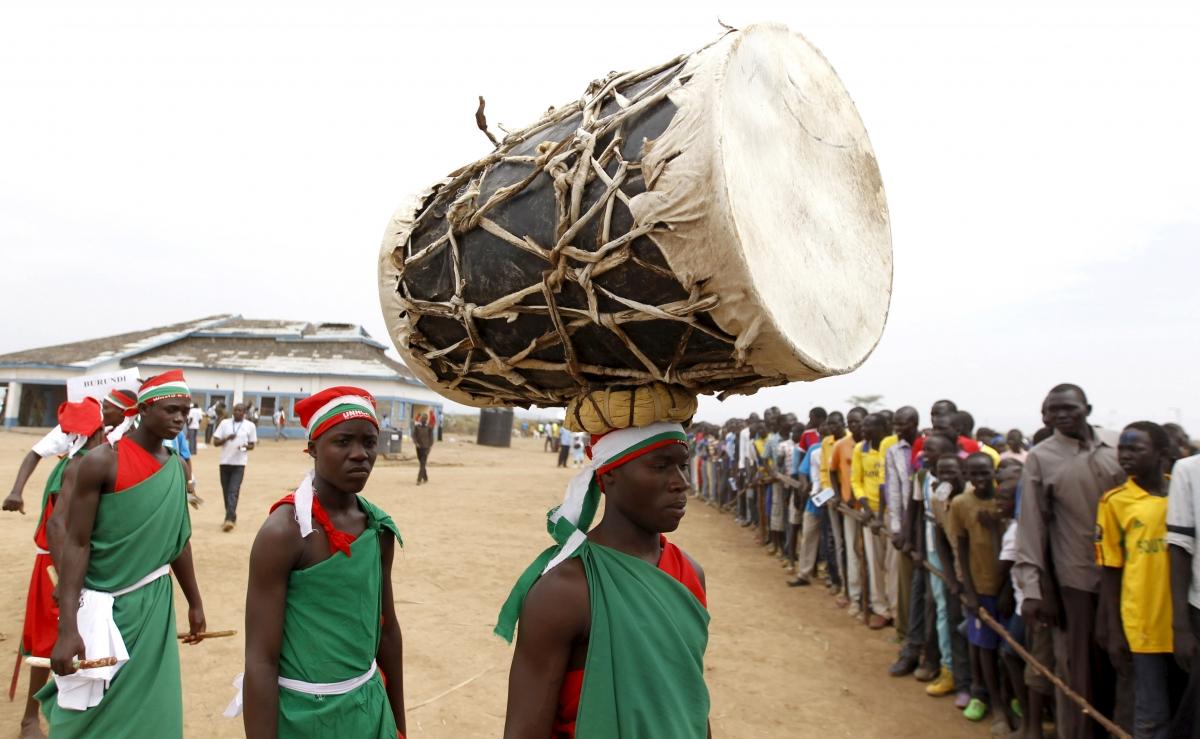 Burundian refugees in Kenya