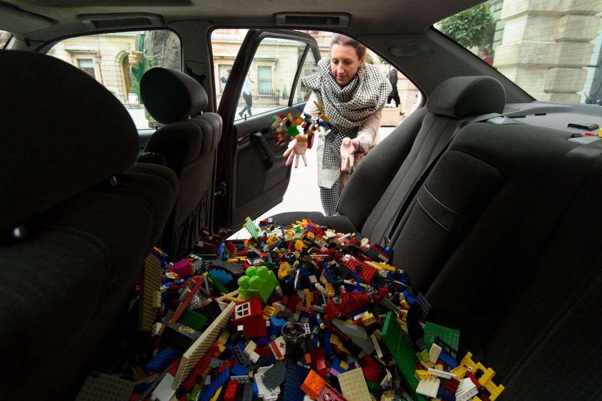 Ai Weiwei Lego dispute