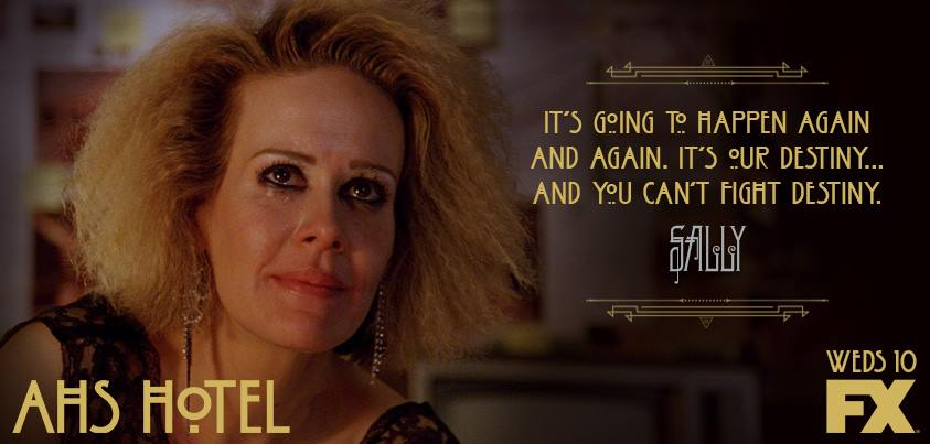 American Horror Story Hotel finale